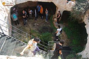 Cripta di Santa Apollonia presso San Dana (foto di G. Tonti)