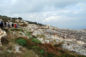 Sentiero trekking dal Ciolo alle Cipolliane (Gagliano del Capo)