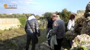 """Cave di """"tufo"""" nei pressi di Giuliano di Lecce"""