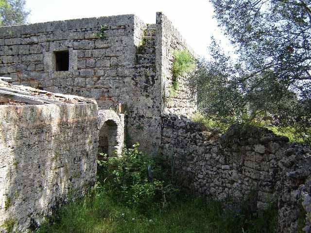Casa dei Pellegrini nei pressi di Tricase