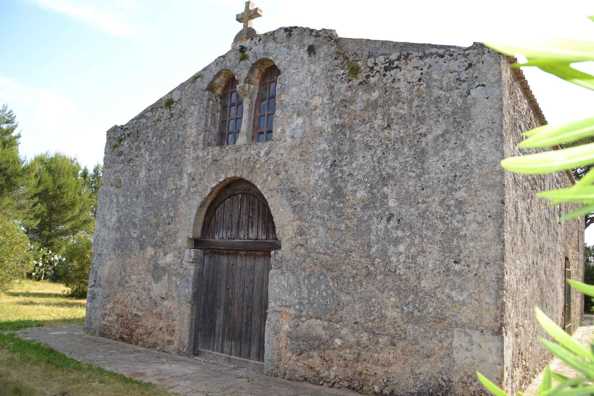 La chiesa di sant eufemia a specchia e il casale di grassano associazione arch s - Comune di specchia ...