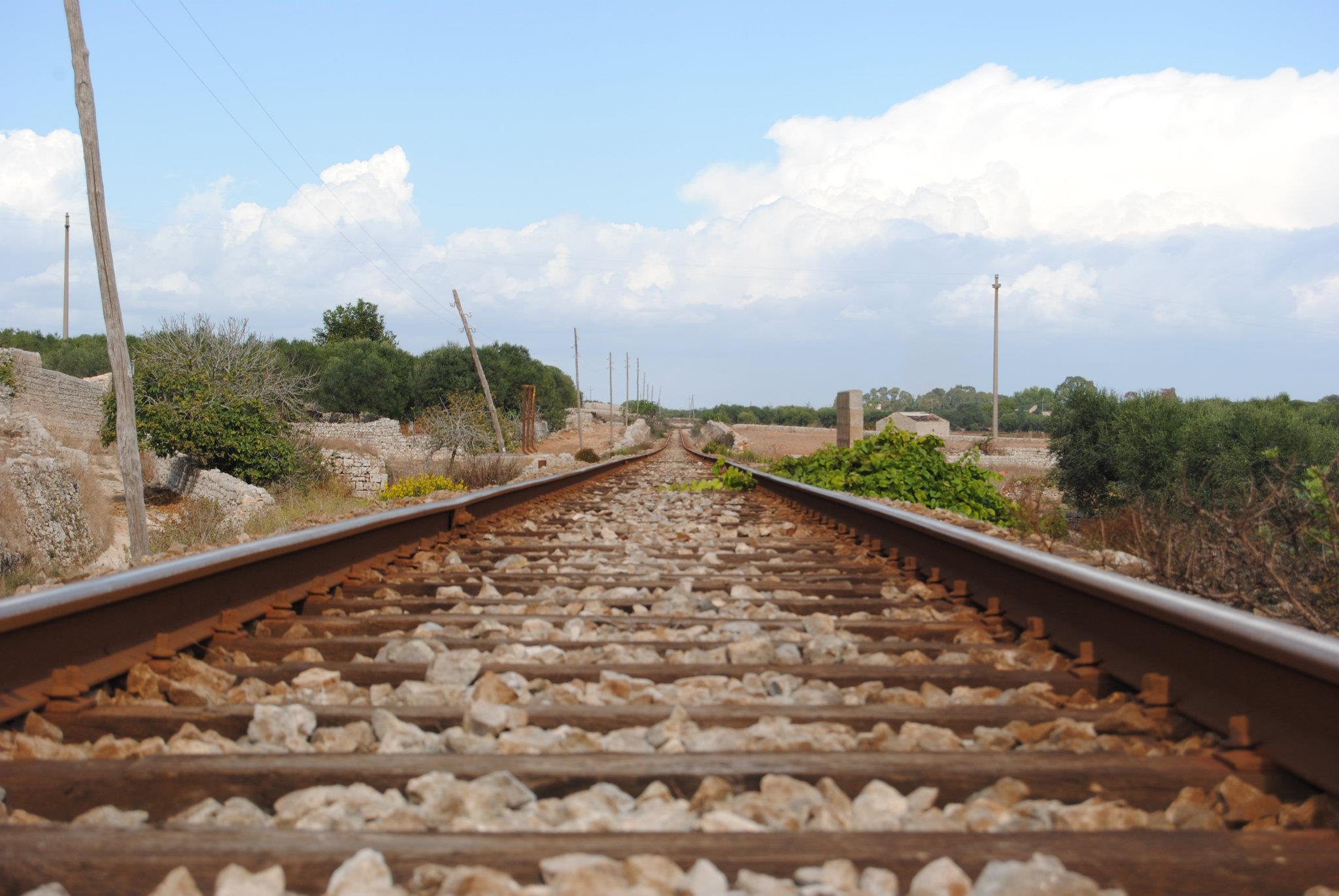 foto ferrovia di giacomo sergi