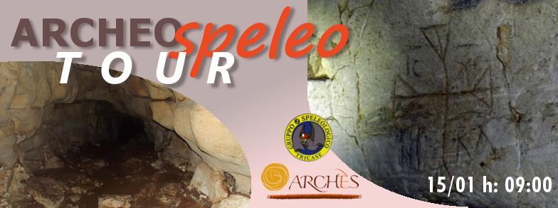 archeo speleo tour