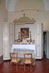 cappella di Palazzo Comi (foto di Fernando Manni)