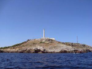 Santa Maria di Leuca. Promontorio Punta Meliso. Foto N. Febbraro.