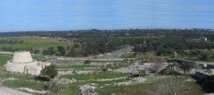 panoramica località San Lasi (Salve)